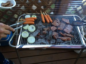 BBQ Party (Summer 2015)